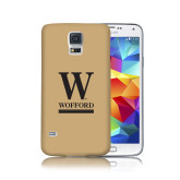 Galaxy S5 Phone Case-W Wofford