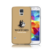 Galaxy S5 Phone Case-Wofford Terriers w/ Terrier