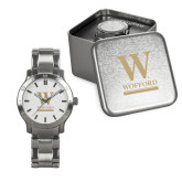 Mens Stainless Steel Fashion Watch-W Wofford