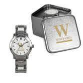 Ladies Stainless Steel Fashion Watch-W Wofford