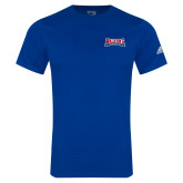Adidas Royal Logo T Shirt-Primary Mark