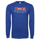 Royal Long Sleeve T Shirt-Location Personalized