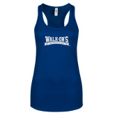 Next Level Ladies Royal Ideal Racerback Tank-Primary Mark Sport Mesh