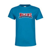 Youth Sapphire T Shirt-Primary Mark