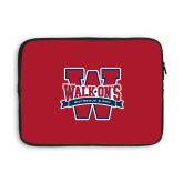 13 inch Neoprene Laptop Sleeve-W Mark