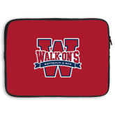 15 inch Neoprene Laptop Sleeve-W Mark