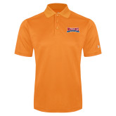 Under Armour Orange Performance Polo-Primary Mark