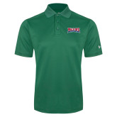Under Armour Kelly Green Performance Polo-Primary Mark