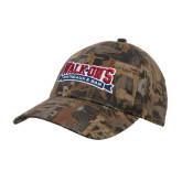 Oilfield Camo Structured Hat-Primary Mark