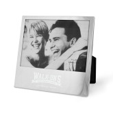Silver 5 x 7 Photo Frame-Location Personalized  Engraved