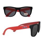 Red Sunglasses-Primary Mark