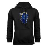Black Fleece Hoodie-Lancer Head