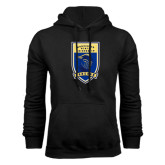 Black Fleece Hoodie-Lancer Shield