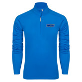 Syntrel Royal Blue Interlock 1/4 Zip-WSU