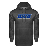 Under Armour Carbon Performance Sweats Team Hoodie-WSU