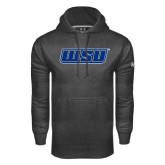 Under Armour Carbon Performance Sweats Team Hoodie-WSU