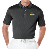 Callaway Black Jacquard Polo-Primary Mark