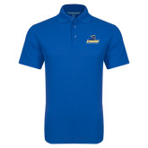Royal Dry Zone Grid Polo-Primary Mark
