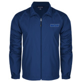 Full Zip Royal Wind Jacket-WSU