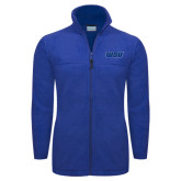 Columbia Full Zip Royal Fleece Jacket-WSU
