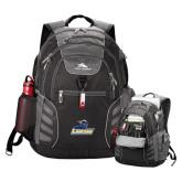 High Sierra Big Wig Black Compu Backpack-Primary Mark
