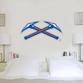1.5 ft x 3 ft Fan WallSkinz-Crossed Axes