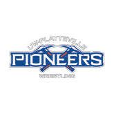 Medium Decal-Pioneers Wrestling, 8 in Wide