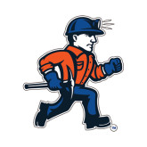 Large Decal-Mascot, 12 in Tall