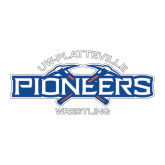 Large Decal-Pioneers Wrestling, 12 in Wide
