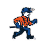 Small Decal-Mascot, 6 in Tall