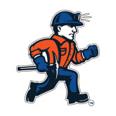 Extra Large Decal-Mascot, 18 in Tall