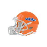 Riddell Replica Orange Mini Helmet-Official Logo