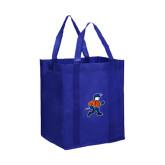 Non Woven Royal Grocery Tote-Mascot