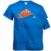 Royal T Shirt-Celebrate Agriculture