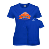 Ladies Royal T Shirt-Celebrate Agriculture