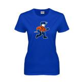 Ladies Royal T Shirt-Mascot