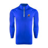Under Armour Royal Tech 1/4 Zip Performance Shirt-Mascot