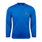 Performance Royal Longsleeve Shirt-Mascot