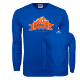 Royal Long Sleeve T Shirt-Celebrate Agriculture