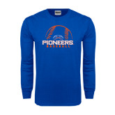 Royal Long Sleeve T Shirt-Baseball Design