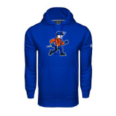 Under Armour Royal Performance Sweats Team Hoodie-Mascot