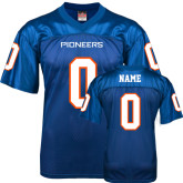 Replica Royal Adult Football Jersey-Personalized