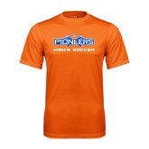 Performance Orange Tee-Mens Soccer