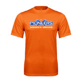 Performance Orange Tee-Womens Soccer