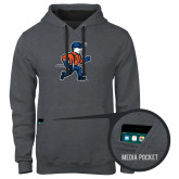 Contemporary Sofspun Charcoal Heather Hoodie-Mascot