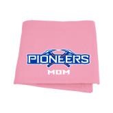 Pink Sweatshirt Blanket-Mom