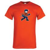 Orange T Shirt-Mascot