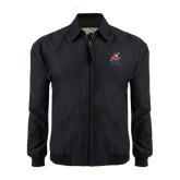 Black Players Jacket-Mascot