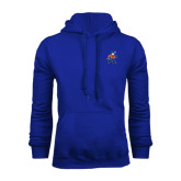 Royal Fleece Hoodie-Mascot