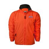 Orange Survivor Jacket-Crossed Axes
